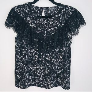 Lily Rose Floral Blouse